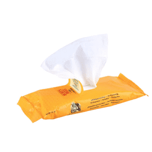 Burt's Bees For Dogs Multipurpose Grooming Wipes 50-Count Pack for $6