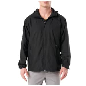 5.11 Tactical Cascadia Windbreaker Packable Jacket for $29