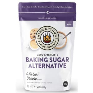 King Arthur 12-oz. Keto-Friendly Baking Sugar Alternative for $3