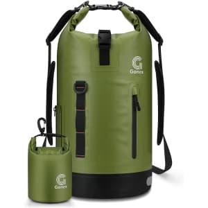 Gonex 20L+2L Dry Bag for $32