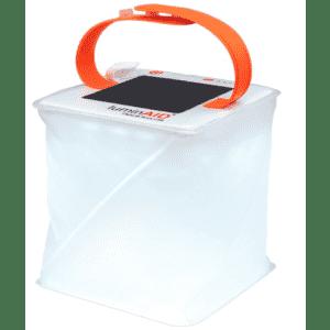 LuminAID Packlite Nova Solar Inflatable Lantern for $25
