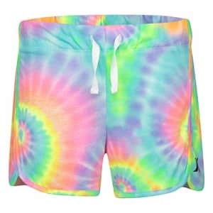 Hurley Girls High-Waisted Shorts, Tie-Dye, M for $18