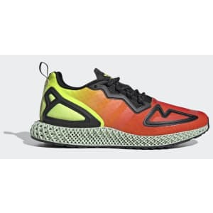 adidas Men's Originals ZX 2K 4D Shoes for $100 or 2 pairs for $150