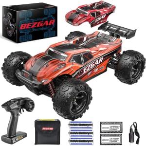 Bezgar RC 4WD Monster Truck for $40