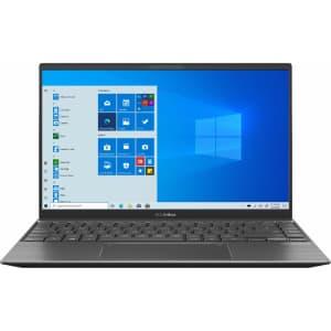 "Asus Zenbook Ryzen 5 14"" Laptop w/ GeForce MX450 GPU for $620"