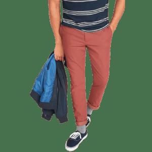 Old Navy Men's Slim Ultimate Built-In Flex Chino Pants for $14 in cart