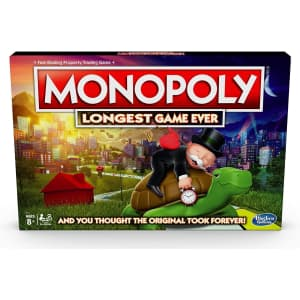 Monopoly Longest Game Ever for $20