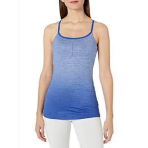 SHAPE activewear Women's Macrame Tank, Surf Ombre, X-Small for $52