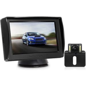 Auto-Vox Backup Camera Kit for $70