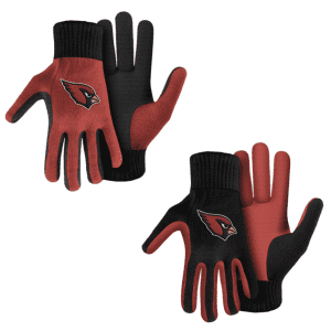 WinCraft NFL or or MLB Utility Gloves 2-Pack for $15