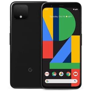 Unlocked Google Pixel 4 64GB Smartphone for $379