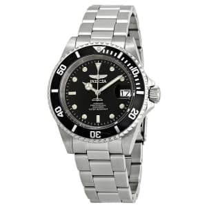 Invicta Men's Pro Diver Watch for $45
