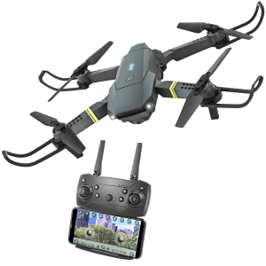 Vistatech 2.4GHz Live-Streaming WiFi Video Drone for $34