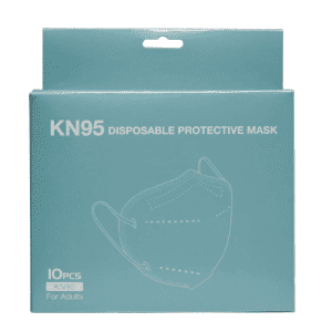 Gen Trade KN95 Disposable Face Mask 10-Pack for $13