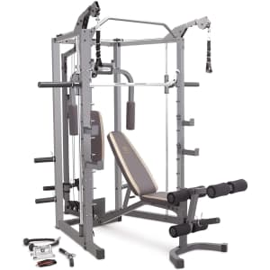 Marcy Combo Smith Heavy-Duty Total Body Workout Machine for $629