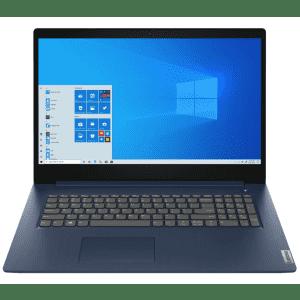 "Lenovo IdeaPad 3i 11th-Gen. i3 17.3"" Laptop for $380"