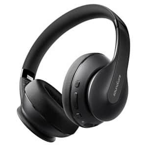 Anker Soundcore Life Q10 Wireless Bluetooth Headphones, Over Ear, Foldable, Hi-Res Certified Sound, for $45