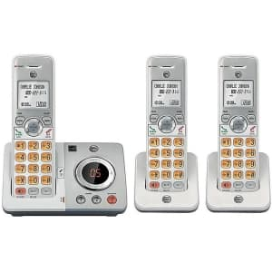 AT&T 3-Handset Cordless Telephone System for $50