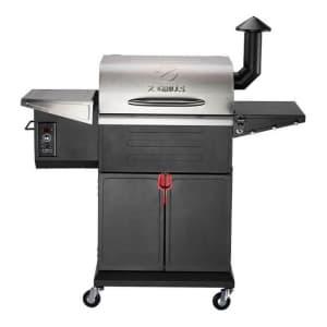 Z Grills Flame Elite Pellet Grill Smoker for $439