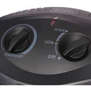 Black + Decker BLACK+DECKER Infrared Quartz Tower Heater, 1 Size for $50