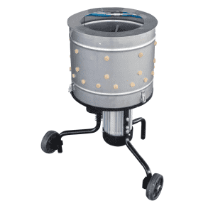 Sportsman 3/4-HP Stainless Steel Electric Chicken Plucker for $299