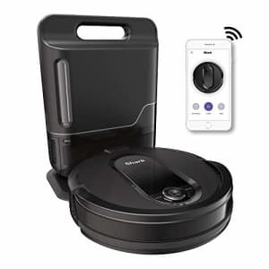 Shark IQ R101AE with Self-Empty Base, Wi-Fi Connected, Home Mapping, Works with Alexa, Ideal for for $190