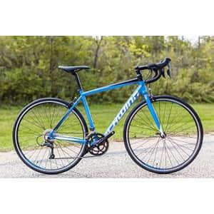 Schwinn Fastback AL Claris Adult Performance Road Bike, Beginner to Intermediate Bicycle Riders, for $661