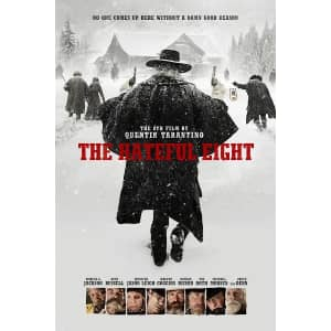 The Hateful Eight in HD: $1.99