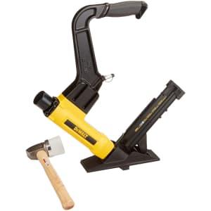 DeWalt 2-in-1 Pneumatic Flooring Stapler for $199