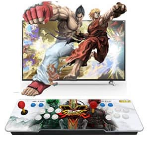 iRULU 3399 Arcade Game Machine,Family Pandora's Box Multiplayer Joystick Buttons Arcade Video Game for $180