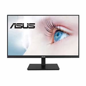ASUS VA27DQSB 27 Monitor, 1080P Full HD, 75Hz, IPS, Adaptive-Sync, Eye Care, HDMI DisplayPort VGA for $160