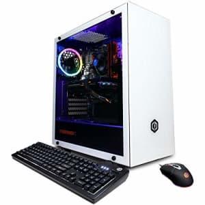 CyberpowerPC Gamer Xtreme Gaming Desktop Computer, Intel Core i7-10700F 2.9GHz, 16GB RAM, 240GB SSD for $1,370