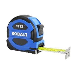 Kobalt 30-ft Tape Measure for $23