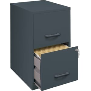 Office Designs 2-Drawer Vertical File Cabinet for $65