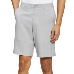 Bolle Men's Moisture-Wicking Flat Front Shorts: 5 for $30 in cart