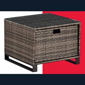 Tommy Hilfiger Oceanside Patio Rattan Outdoor Furniture Collection with All-Weather Brown Resin for $241