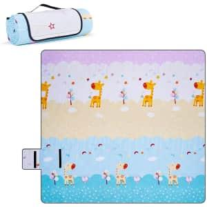 Deerfamy Picnic Blanket for $19