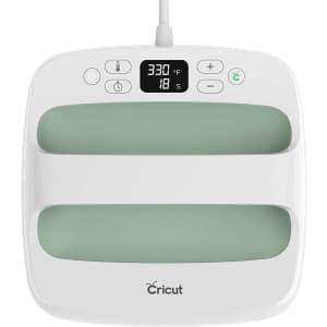 "Cricut EasyPress 2 9"" Heat Press Machine for $129"