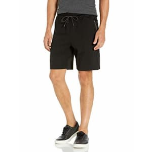 2(X)IST Men's Active Lounge Shorts with Zipper Pockets for $16