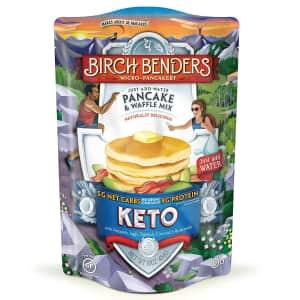 Birch Benders Keto Pancake and Waffle Mix for $6.22 via Sub & Save