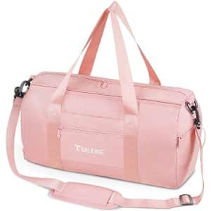 Baleine Small Gym Duffel Bag for $14