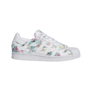 adidas Unisex Superstar Shoes for $42