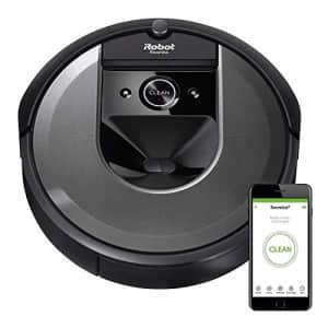 iRobot Roomba i7 (7150) Robot Vacuum- Wi-Fi Connected, Smart Mapping, Works with Alexa, Ideal for for $474