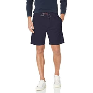 Tommy Hilfiger Men's Chino Shorts, Sky Captain, LG for $47