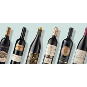 Laithwaites Wine Club Spring Special: 6 + 3 Bottles of Wine for $40
