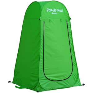 Gigatent Pop-Up Pod Changing Room Privacy Tent for $24