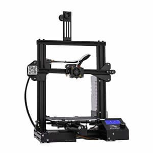 Official Creality Ender 3 3D Printer Fully Open Source with Resume Printing All Metal Frame FDM DIY for $169