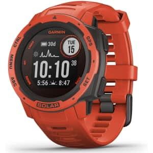 Garmin Instinct Solar Smartwatch for $320