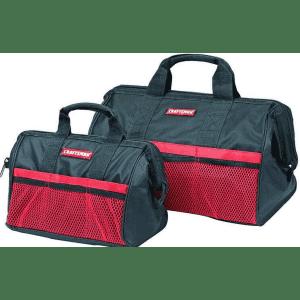 Craftsman Ballistic Nylon Tool Bag Set for $9.99 for members