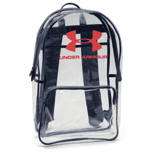 Under Armour Youth Clear Backpack for $30